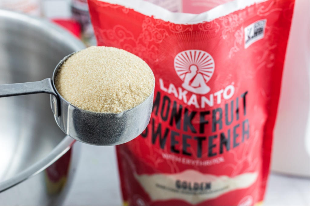 Lakanto golden sweetener