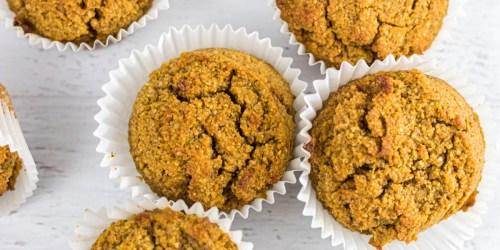 Best Ever Keto Pumpkin Muffins