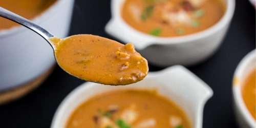Savory Keto Pumpkin Soup (The Official Low-Carb Comfort Food of Fall)