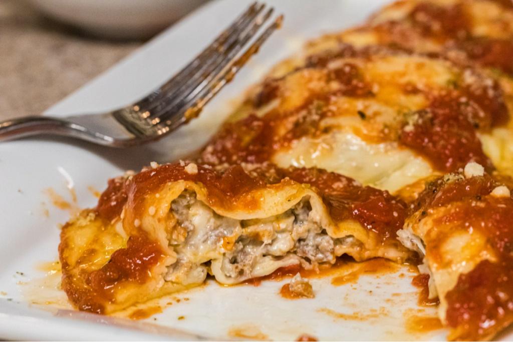 inside ravioli