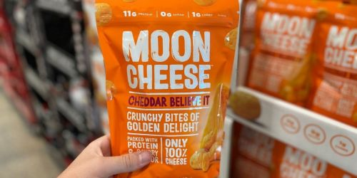 Buy 1, Get 1 FREE Moon Cheese at Costco (Keto-Friendly Snack!)