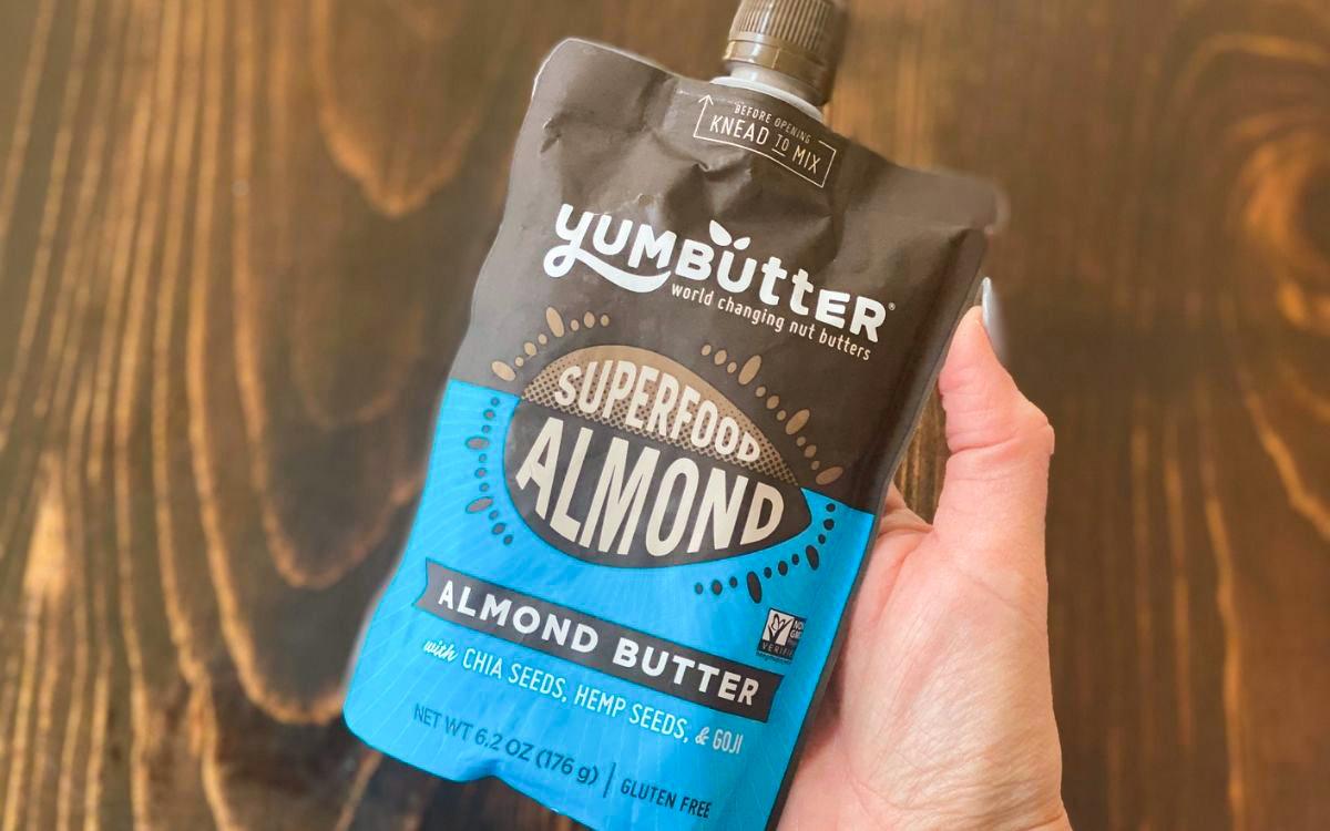 yumbutter almond butter