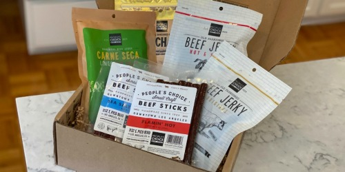 Looking for a Satisfying Keto Snack? People's Choice Beef Jerky Has You Covered!