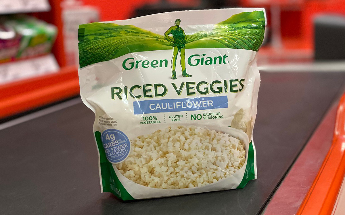 green giant riced cauliflower target