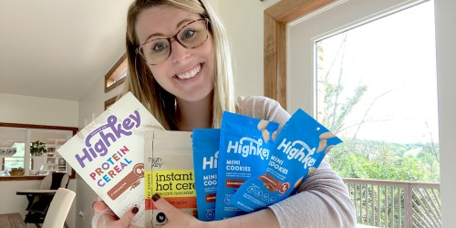 Enter to Win Our Favorite Fall Flavored HighKey Snacks – We're Picking 10 Winners!