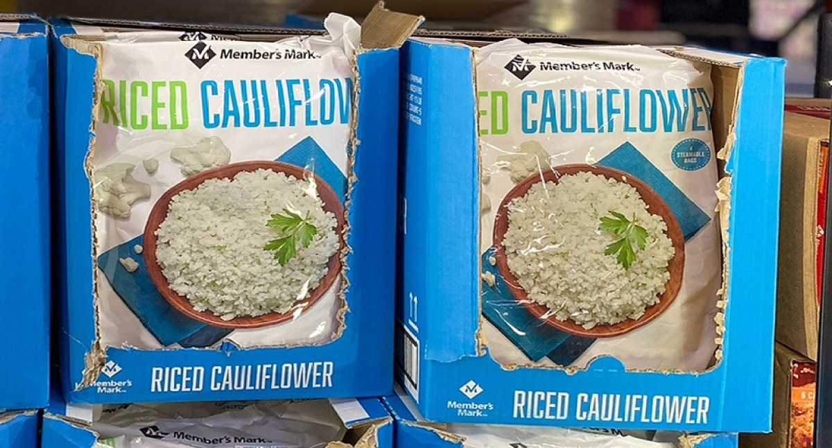 members mark cauliflower rice