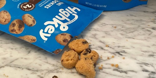 We Can't Stop Munching on HighKey Keto Mini Cookies (Get 30% Off Your Subscription Order!)