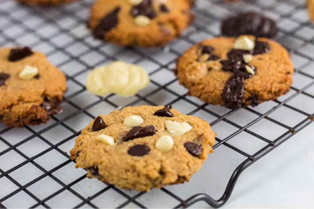 Keto monster Cookies