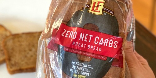 Did You Know ALDI Sells Keto Bread with ZERO Net Carbs?!