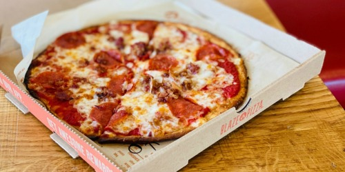 Did You Know That Blaze Pizza Sells Keto Crust?!