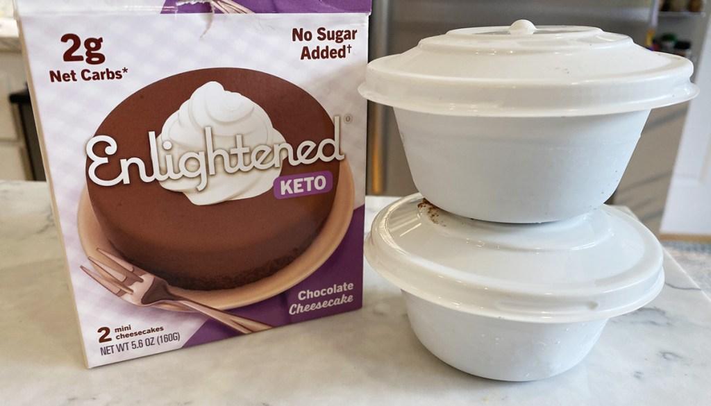 enlightened keto cheesecakes
