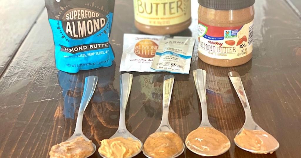 almond butter for keto diet