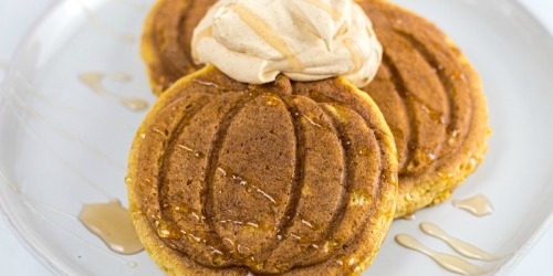 Add This Keto Pumpkin Chaffle to Your Breakfast Lineup
