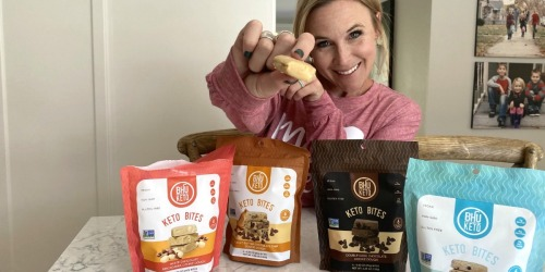 Bhu Keto Bites are the On-The-Go Snack You're Gonna Love (+ We've Got a Deal!)
