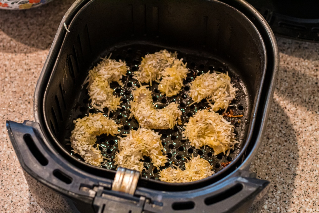 coconut shrimp in air fryer