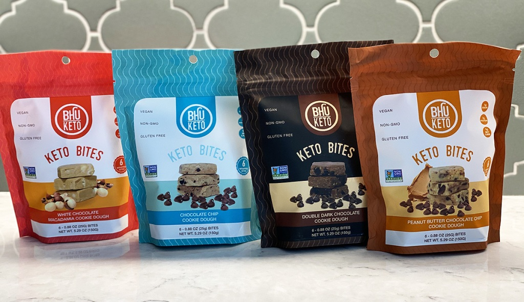 bhu keto bites assortment