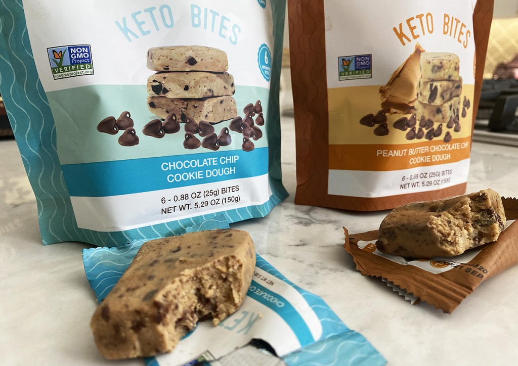 bhu keto bites on counter
