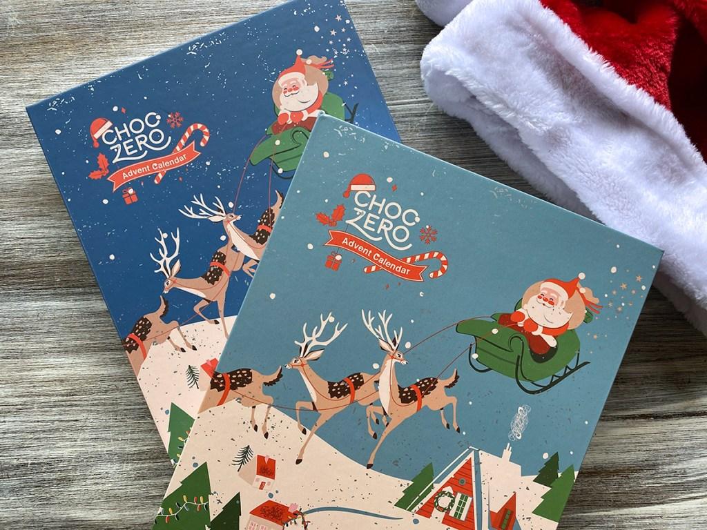 choc zero advent calendars