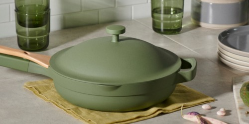 Get $50 Off the Popular Always Pan (Replaces 8 Pieces of Cookware & Makes Keto Cooking Easy!)