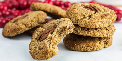 The Keto Maple Pecan Cookie Recipe You Need to Make This Holiday Season