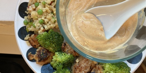 One Taste and You'll Put This Keto Yum Yum Sauce on Everything