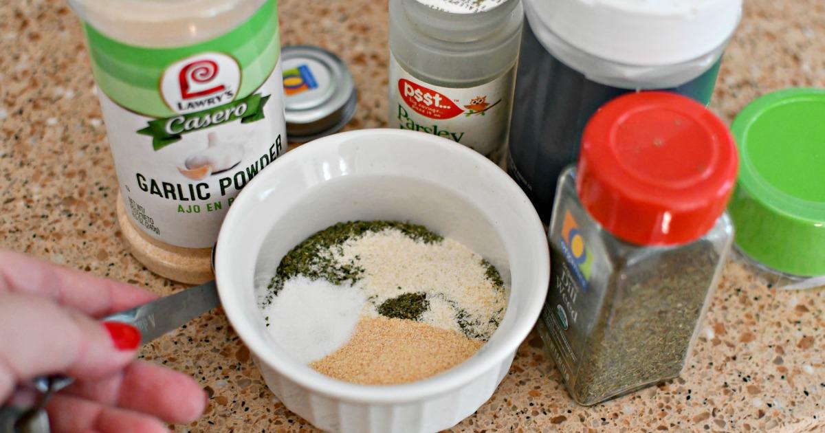 spice blend for keto seasoning