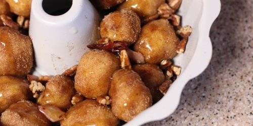 Pull-Apart Keto Monkey Bread – A Treat For the Entire Family!