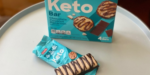 Did You Know That ALDI Sells Keto Bars?!