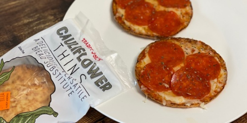 Make the Best Keto Sandwiches & Pizzas With Trader Joe's Cauliflower Thins!