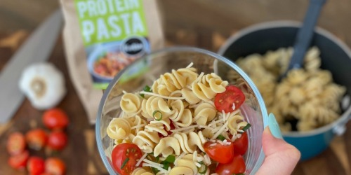Switch Up Your Keto Meals With This Hearty Low-Carb Pasta! (+15% Off Exclusive Promo!)