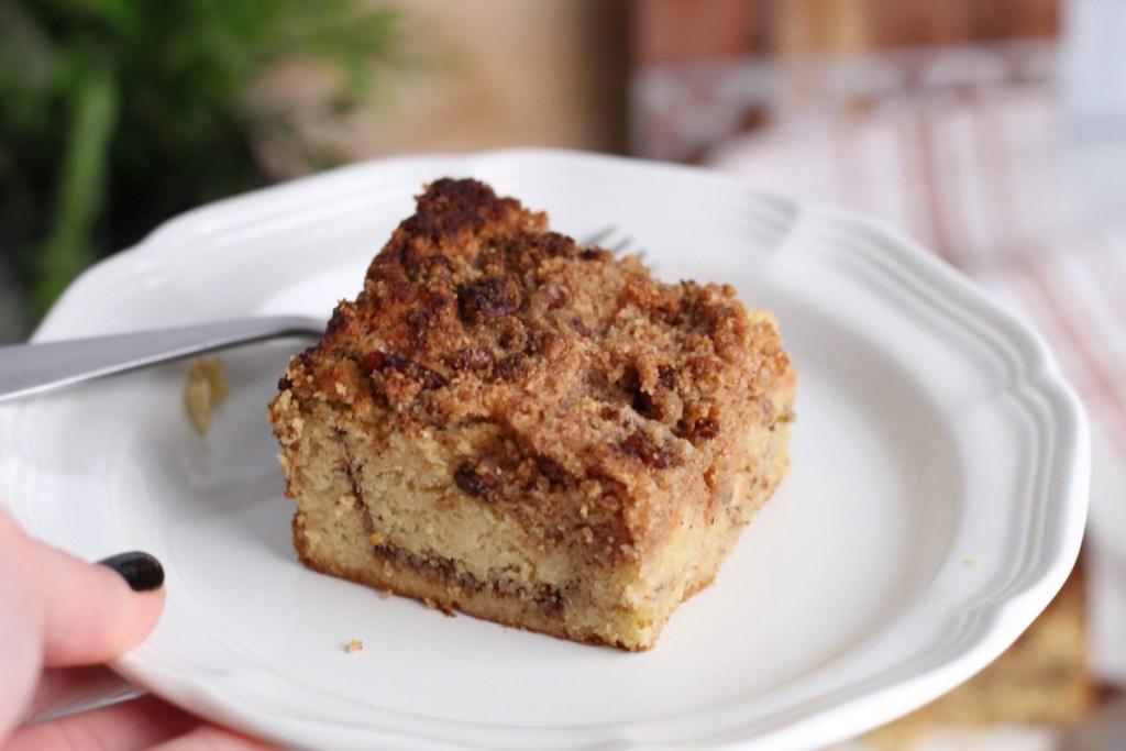 keto coffee cake