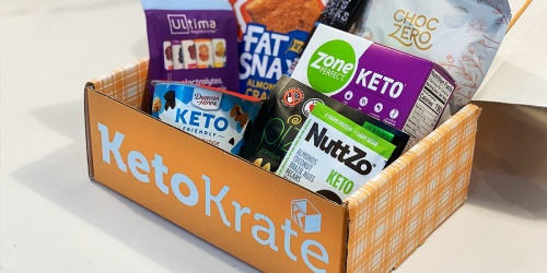 Keto Krate Boxes are Filled With the Best Low-Carb Snacks (+ Score 25% Off!)