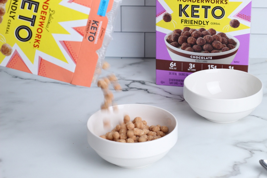 keto wonderworks cereal