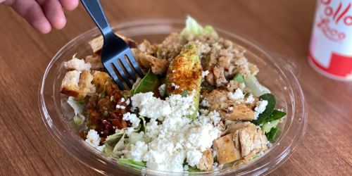 We're Trying the New Keto-Friendly Menu Options at El Pollo Loco, Including Cauliflower Rice!