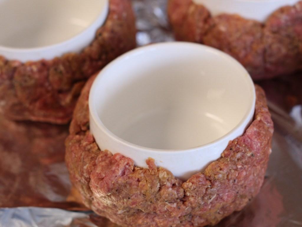 keto hamburger bowl