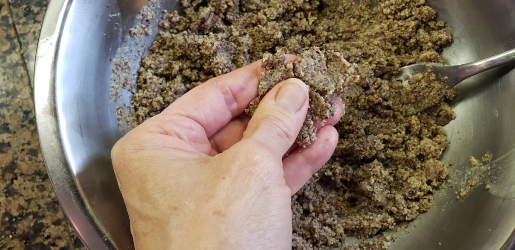 Proper texture for crust