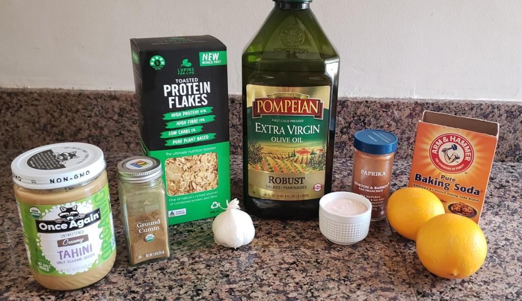 keto lupini bean hummus Ingredients
