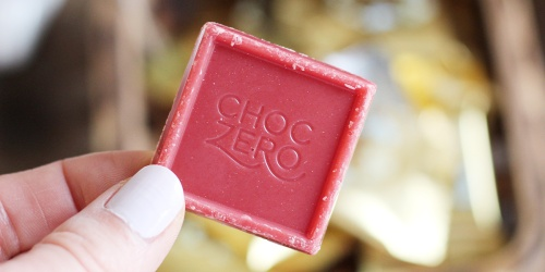 ChocZero's Strawberry White Chocolate Keto Collection is Here & It Doesn't Disappoint!