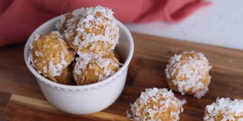 Keto Coconut Butter Pecan Truffles Are Our New Favorite Sweet Treat!