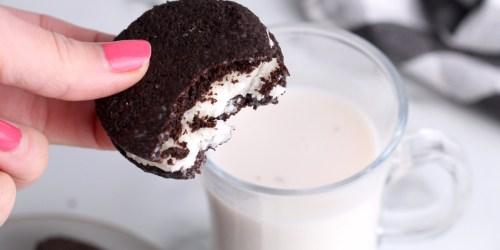 Keto Oreo Cookies Copycat Recipe
