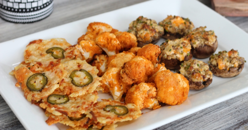 low carb pioneer woman appetizer party recipes