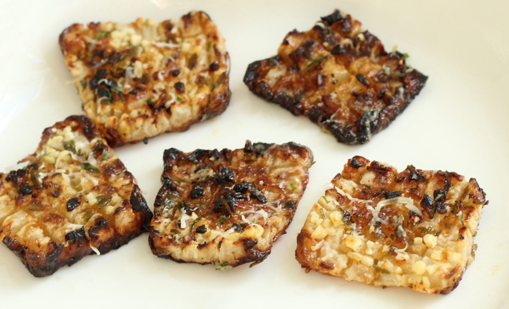 low carb potato bites
