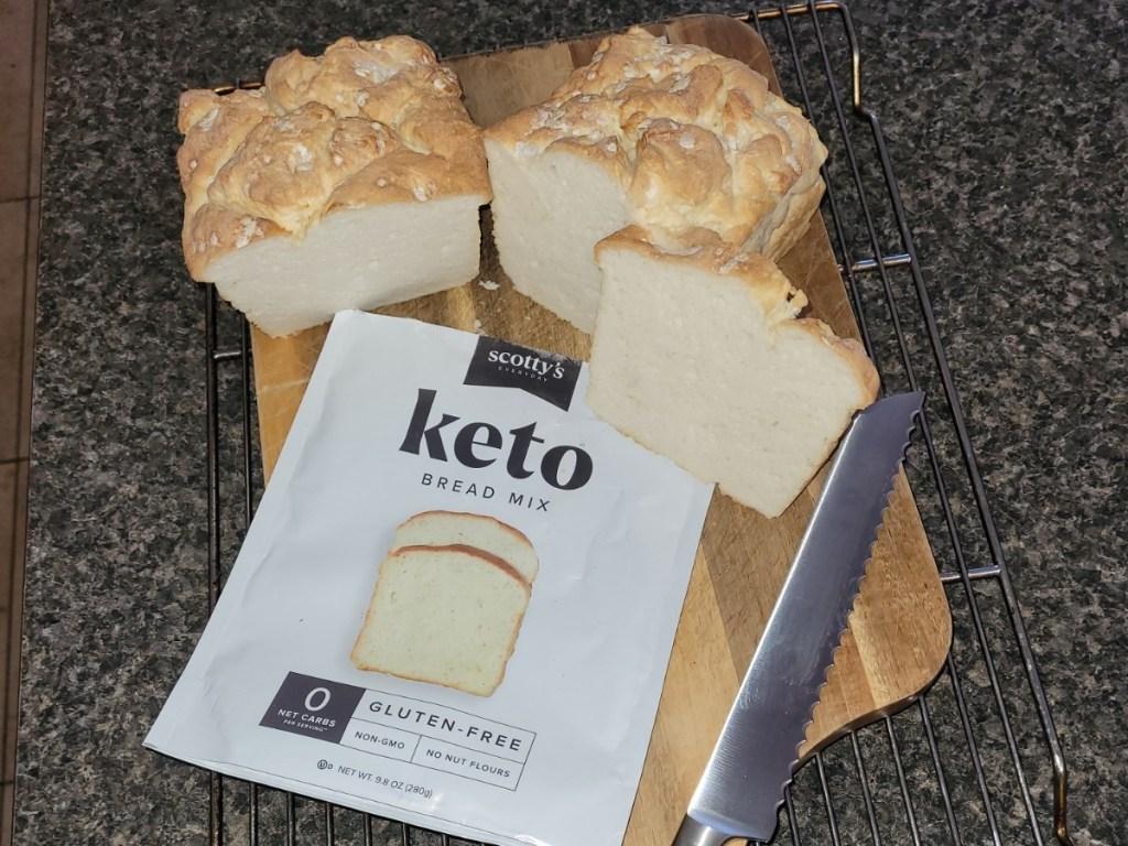 Scotty's Keto Bread Mix