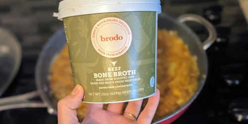 Sip On This Delicious Low-Carb Brodo Bone Broth… AND Score 40% Off!