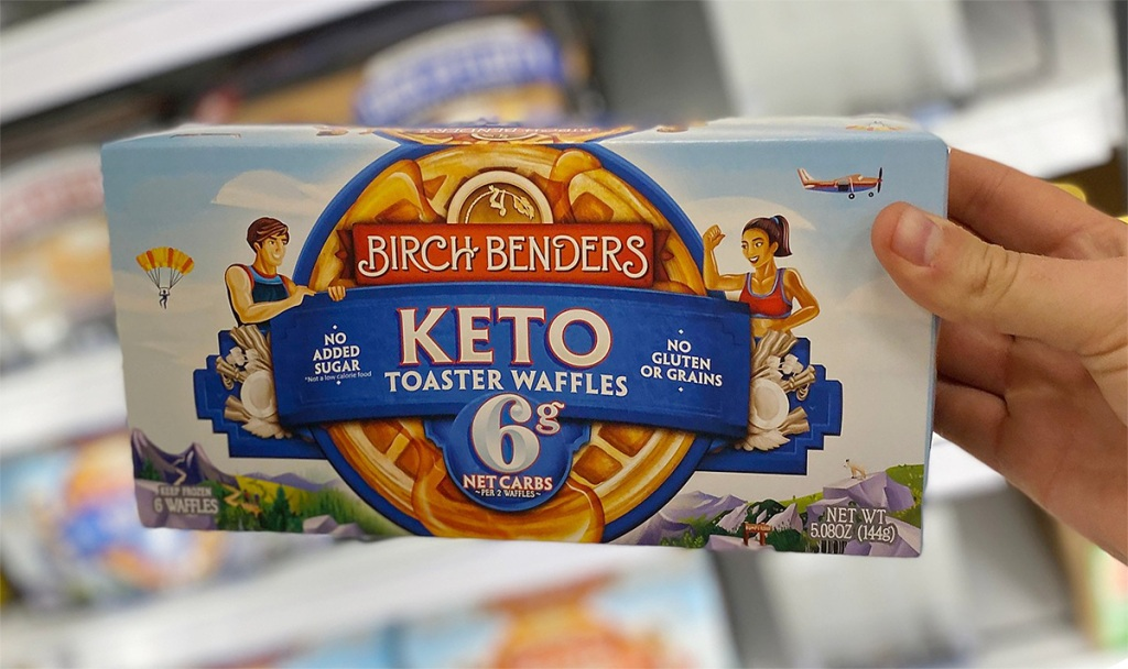 birch benders keto waffles