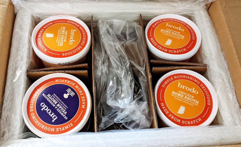 brodo bone broth in box