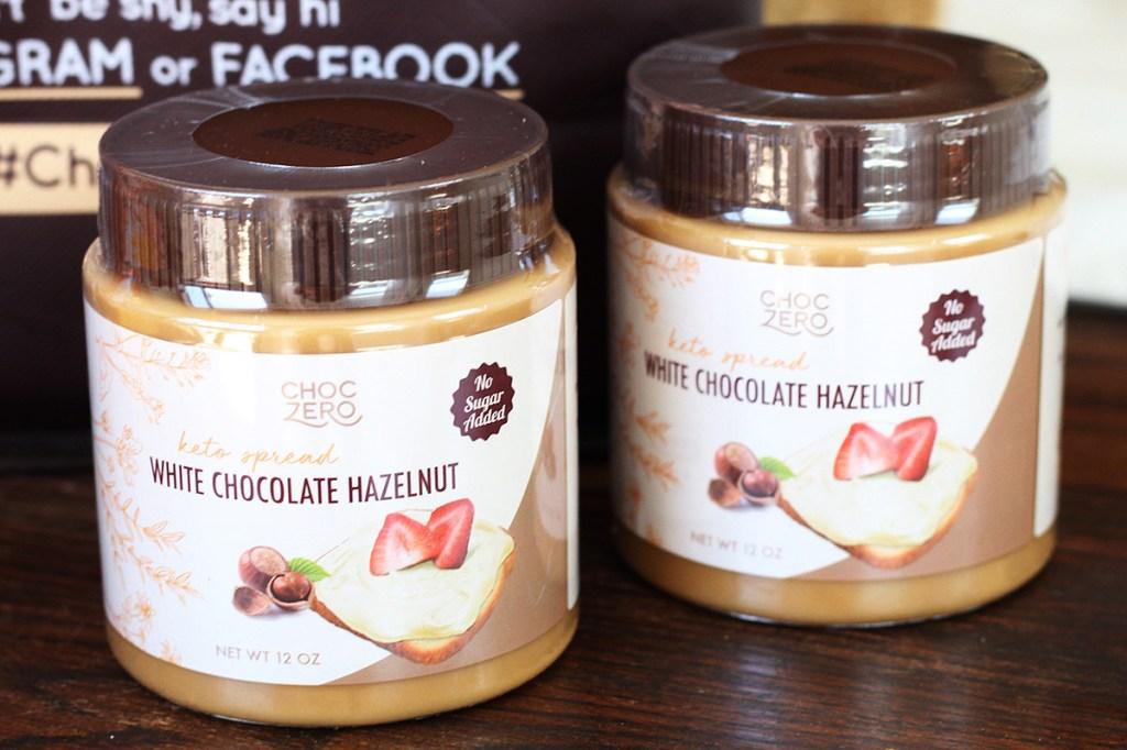 choczero hazelnut spread
