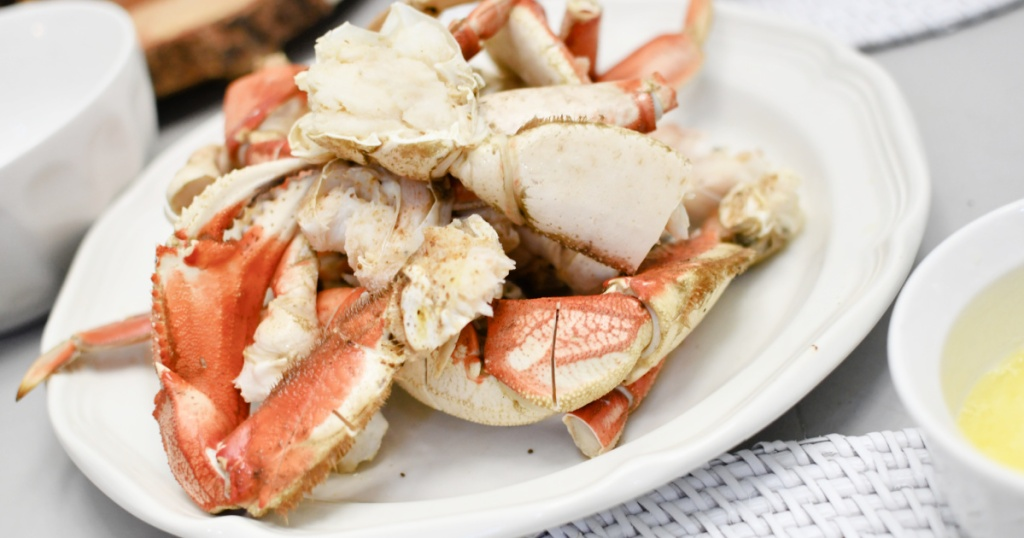 dungeness crab from crowd cow