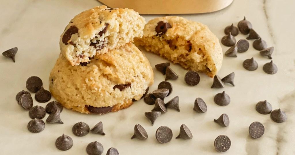 el fluff keto cookies