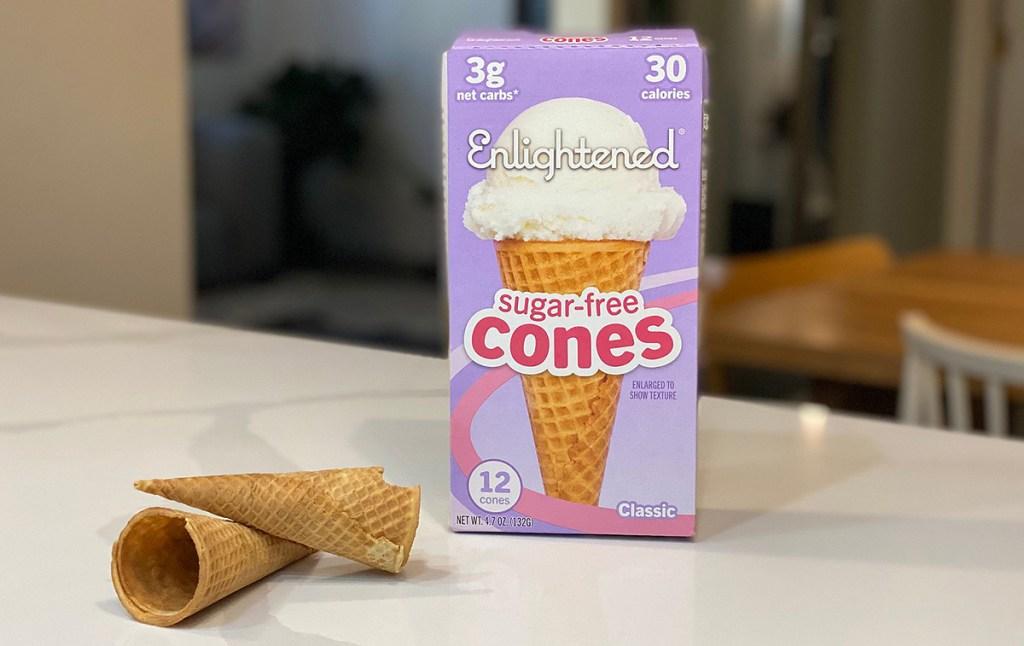enlightened cones